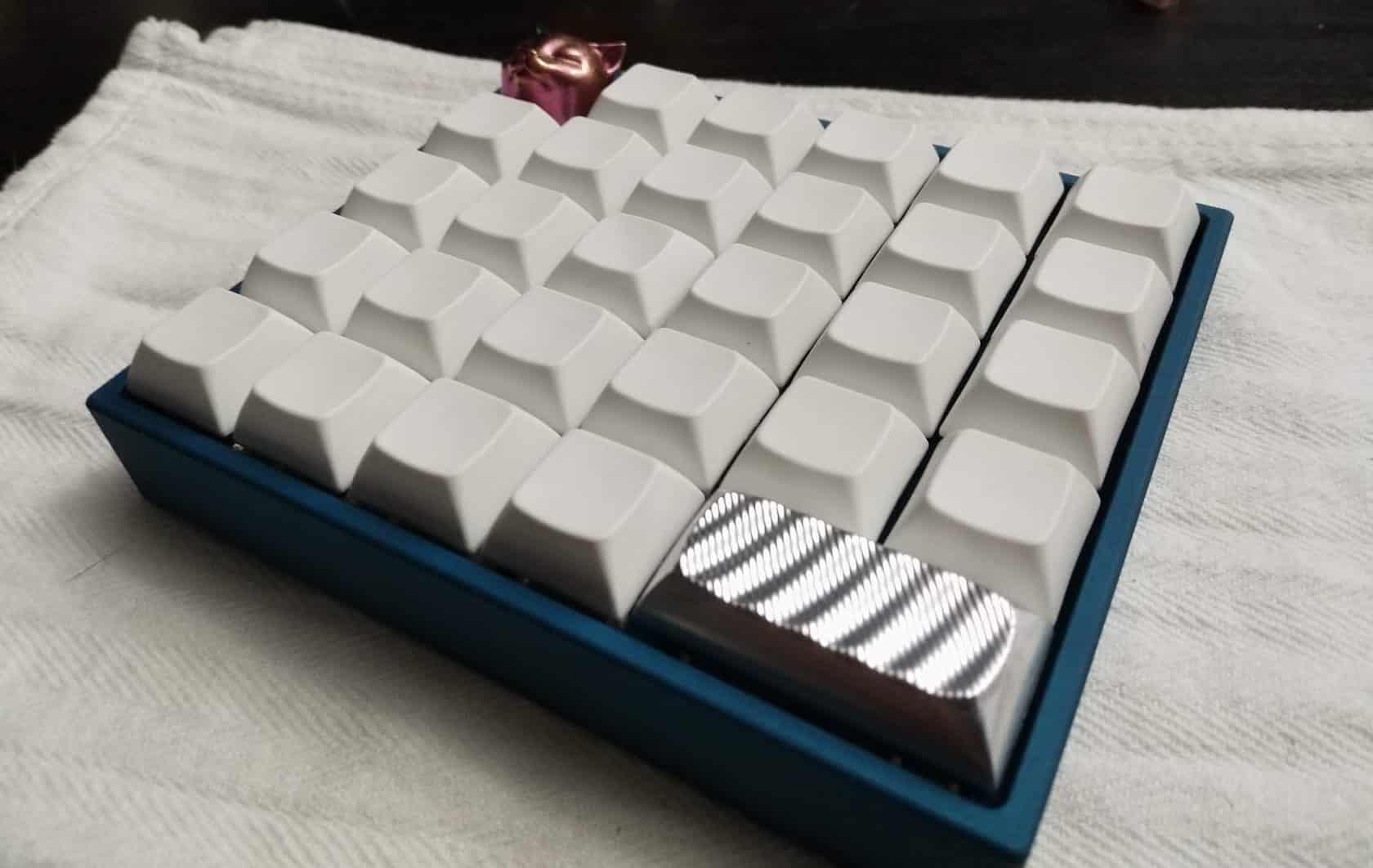 Blank Keycaps The Keeblog